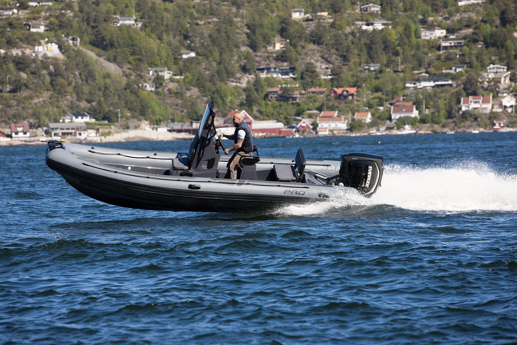 Лодка класса зодиак